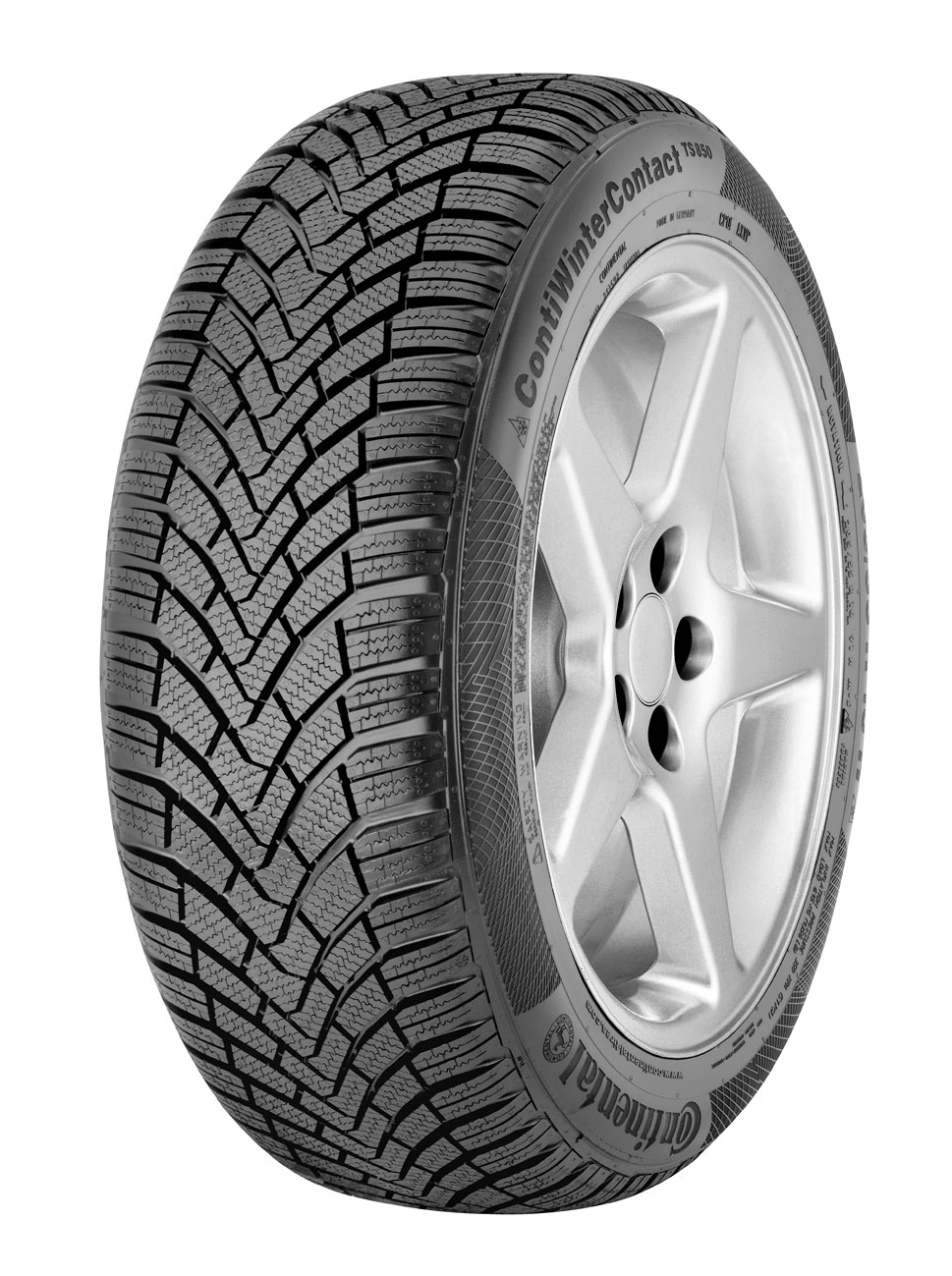 Шины Continental ContiWinterContact TS 850 165/60 R14 79T